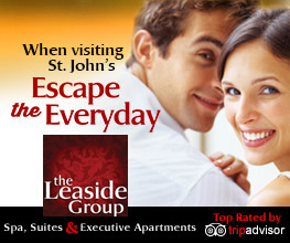Escape the Everyday - The Leaside Group - Spa, Suites & Executives Apartments